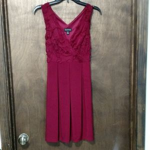 3 for $15/Maroon Cocktail Dress